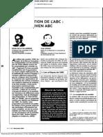 évolution de l'ABC.pdf