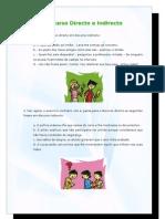 Discurso directo e indirecto2 (7º tlebs)
