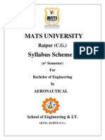 8th Sem Syllabus