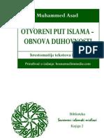 Otvoreni Put Islama Obnova Duhovnosti-muhamed-Asad