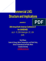 Commercial Lng- Structure and Implications