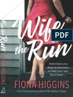 Fiona Higgins - Wife on the Run (Extract)