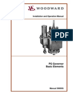 PG Governor - Basic Elements