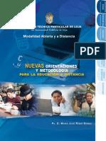 Libro nuevas Orientaciones Metodologicas para la Educacion a Distancia.pdf