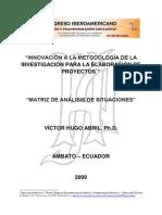 Matriz de Analisis de Situaciones MAS - Abril PhD.pdf