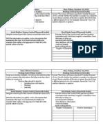 u2w3 center checklist revised