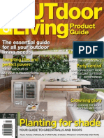 Outdoor Design & Living Product Guide - 2014 AU