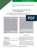 Cáncer de vesícula biliar contra piocolecisto.pdf