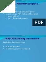 Redhat Workbook 2 CH 1-3 Slides