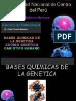 EMBRIOLOGIA - BASES QUIMICAS- CODIGO GENETICO - CARIOTIPO HUMANO.pptx