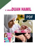 Panduan Hamil eBook