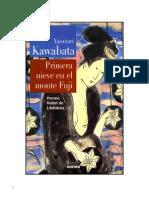 Kawabata, Yasunari - Kawabata, Yasunari.pdf