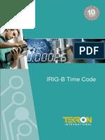 IRIGB Timecode