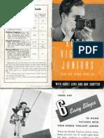 Kodak Vigilant Junior Kodet Lens