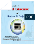 Racial Prejudice and Its Cure