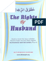 The Rights of Husband in Islan