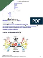 A Arte da Brainstorming _ Deskmag _ Coworking.pdf