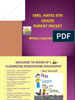 classroom parent collaboration educ 438