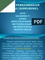 Teori Perkembanagan Moral (Kohlberg)