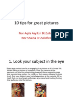 7 10 Tips for Great Pictures
