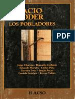 Varios autores FLACSO - ESPACIO Y PODER. Los pobladores - 1987.pdf