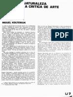 NATURALEZA DE LA CRITICA DE ARTE.pdf