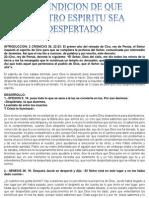 LA BENDICION QUE NUESTRO ESPIRITU SEA DESPERTADO.pdf