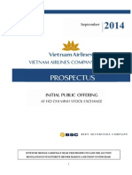 Vietnam Airlines Prospectus