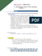 Metasploit MS08-067.docx