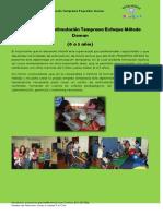 Diplomado en Estimulación Temprana Enfoque Método Doman.docx