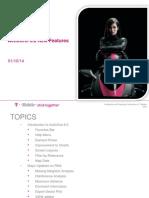 ActixOne 6.2 New Features