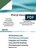 IPv6 Cisco