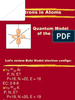 Chemistry Quantum Model
