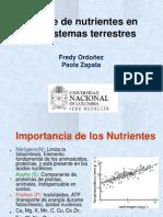 Ciclo de nutrientes en ecosistemas terrestres.pptx
