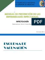 MEDIDAS DE PREVENCIÓN DE LAS ENFERMEDADES INFECCIOSAS..pptx