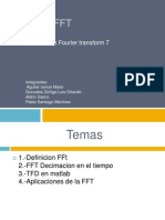 La Transformada Rápida de Fourier en.pptx
