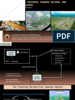 Spatial Planning Response Torwards Hazards