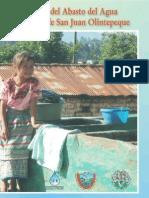10. Diagnóstico de Agua Olintepeque Quetzaltenango. SER. 200.pdf