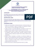 5893Convocatoria GTH 0808 AUXILIAR DE NOMINA.doc