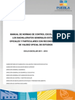 MANUAL DE NORMAS DE CONTROL ESCOLAR PARA LOS BACHILLERATOS.pdf