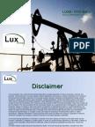 Lux Energy Corp
