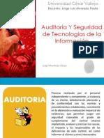 TRABAJO N°1 - Auditoria de Sistemas Informáticos.pptx