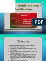 Guide to Certification of Linux - PPT