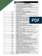 Chemistry 11 - Lessons 131-170