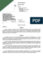 2 Nestle Philippines, Inc. v. Uniwide Sales Inc., G.R. No. 174674, October 20, 2010