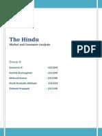 Newspaper Industry - The Hindu