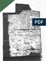 Mayan Codex - Madrid Codex 3 of 6