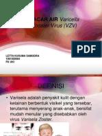 Varisela Cacar Air-letta Ks