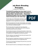 Twenty Basic Breeding Principles Oppenheimer.docx