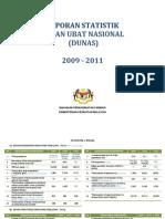 Dunas Statistics 09-11